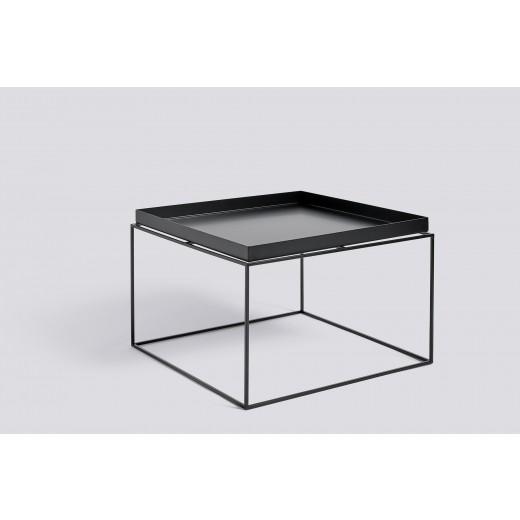 Hay Tray Table, Coffee Black-31