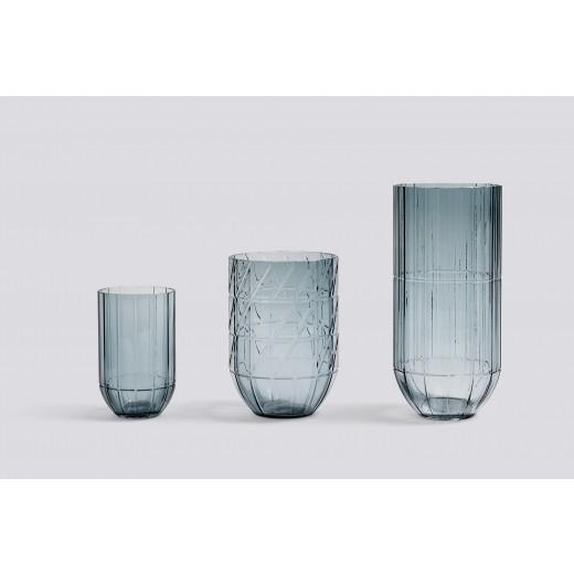 Hay Colour Vase Medium blue-31