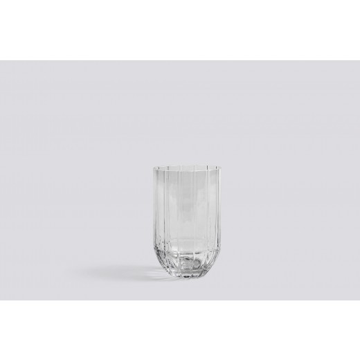 Hay Colour Vase Transperant medium-31