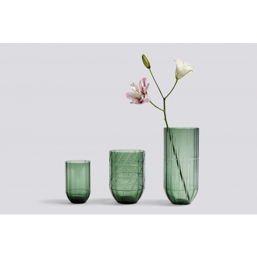 Hay Colour Vase Green medium-31