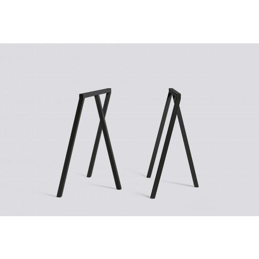 Hay Loop Stand Frame sort 1 sæt-31