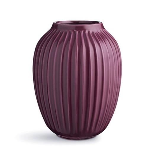 Kähler HH, Vase (Stor) Blomme-31
