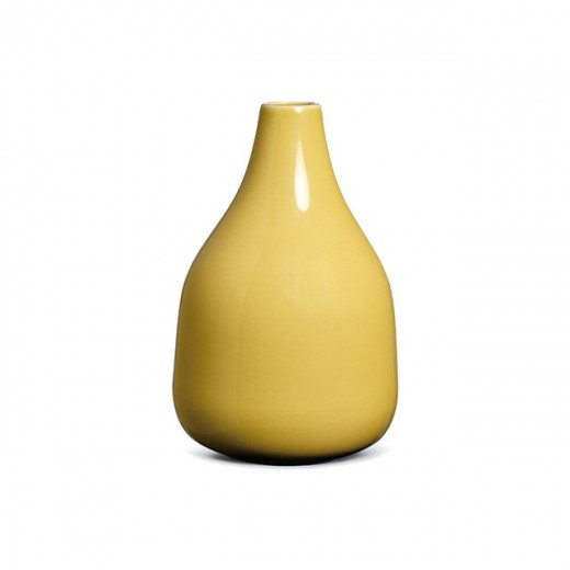 Kähler Botanica Vase Mini (Okkergul)-32