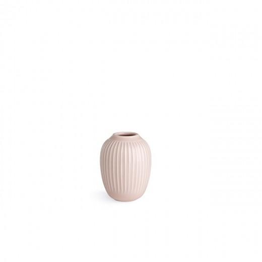Kähler Hammershøi, Vase Mini (Rosa)-31