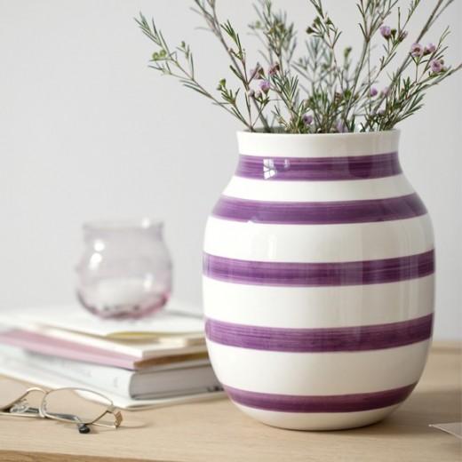 Kähler Omaggio vase blomme FV.-31