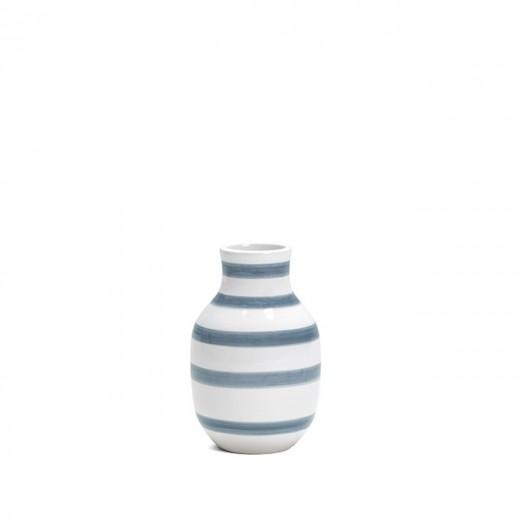 Kähler Omaggio vase lille (Lys blå)-31