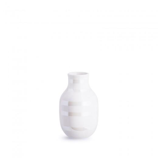 Kähler Omaggio vase lille (Perlemor)-31