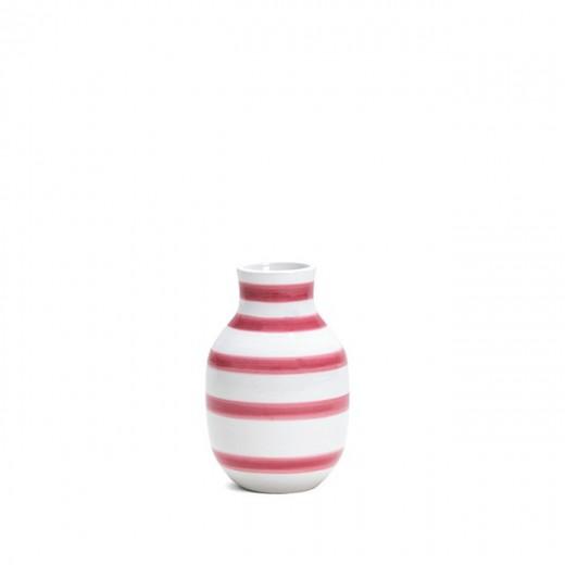 Kähler Omaggio vase lille (Rosa)-31