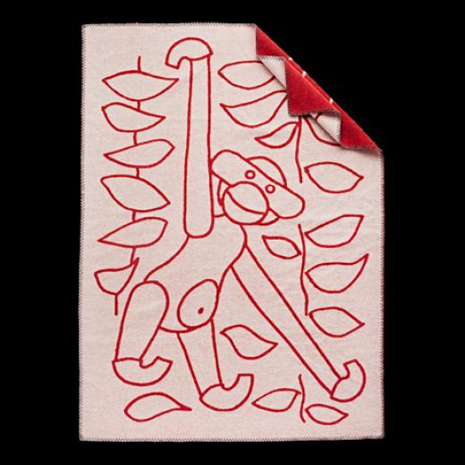 Kay Bojesen Plaid (Rød)-31