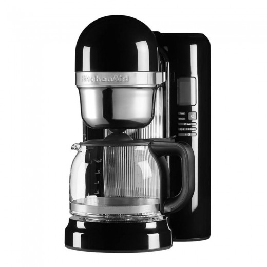 KitchenAid kaffemaskine One Touch sort 1204EOB-31