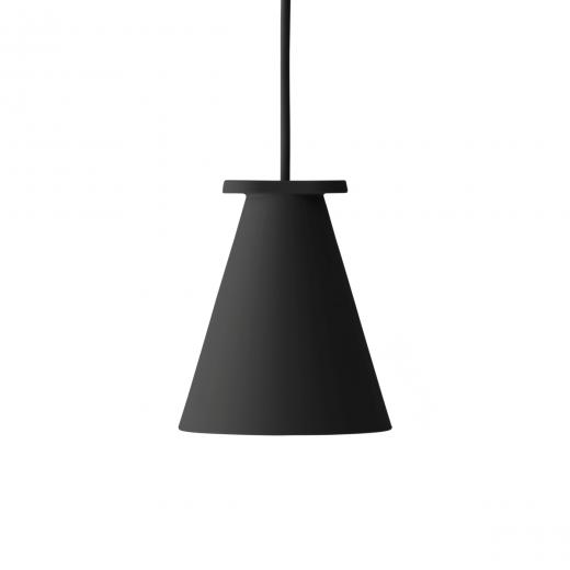 Menu Bollard lampe Black-34