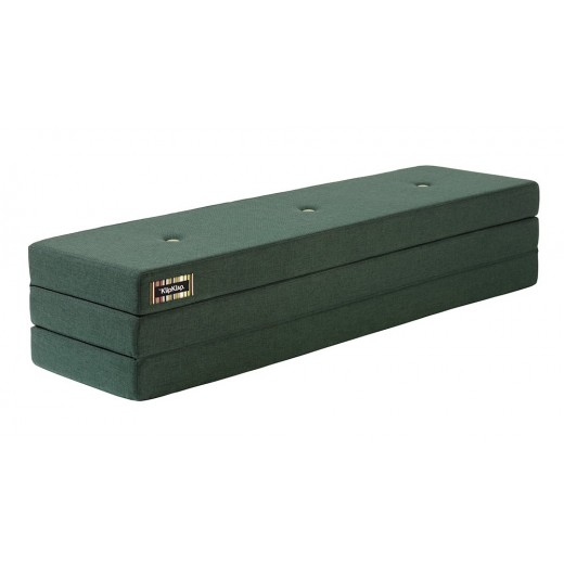 By Klipklap KK 3fold XL (Deep Green 940 w. light green buttons). Varierende levering.-31