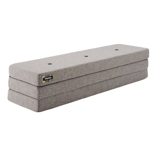 By Klipklap KK 3fold XL (Multi Grey 520 w. grey buttons). Varierende levering.-31
