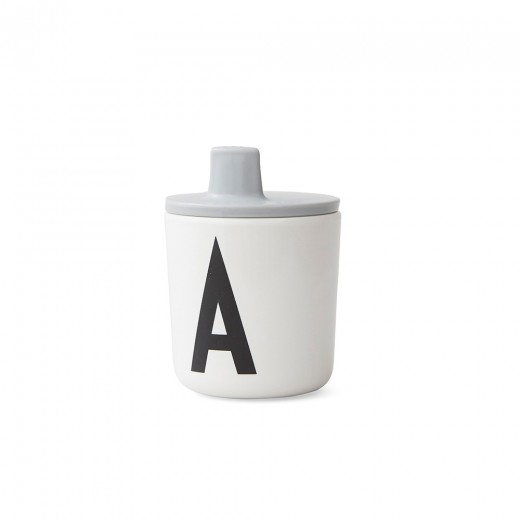 Design Letters Drikketud Lys grå-31