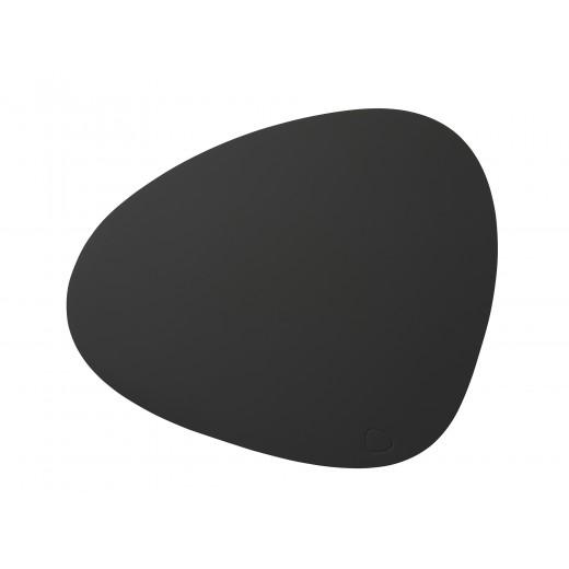 LindDNA Softbuck curve Large dark grey-31
