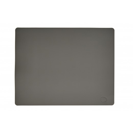 LindDNA Softbuck Square large dark grey-31