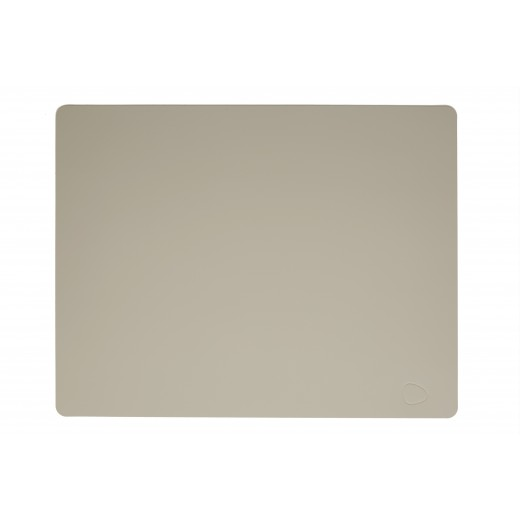 LindDNA Softbuck Square large light grey-31