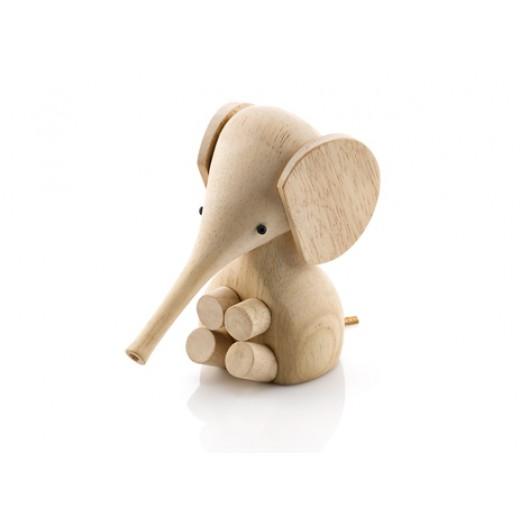 Lucie Kaas Baby Elefant lys levering ca. 1 uge-31