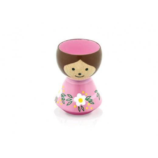 Lucie Kaas Bordfolk Girl, pink-31