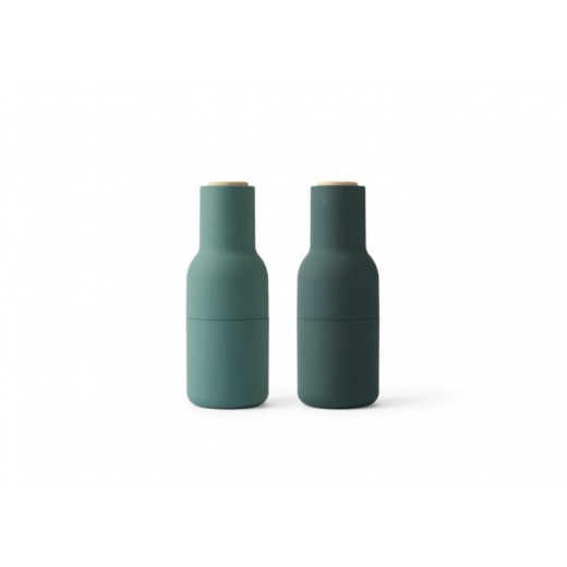 Menu Bottle Grinder (Dark Green)-31