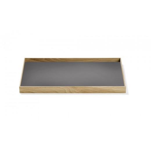 Munk Frame bakke oak/warm grey medium-32