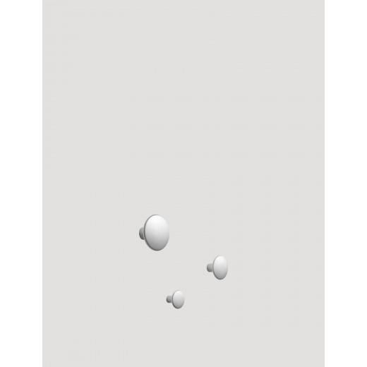 Muuto The Dots Metal Aluminium-31