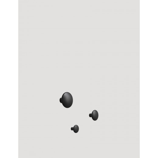Muuto The Dots Metal Black-31