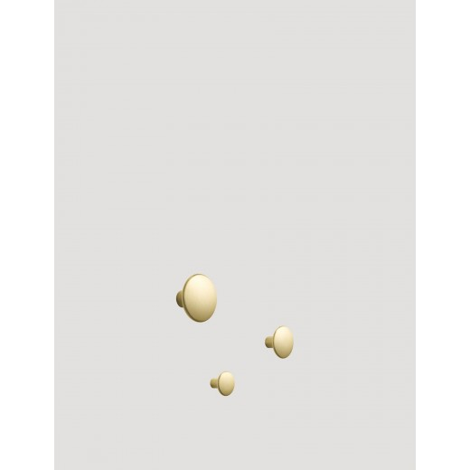 Muuto The Dots Metal Messing-31