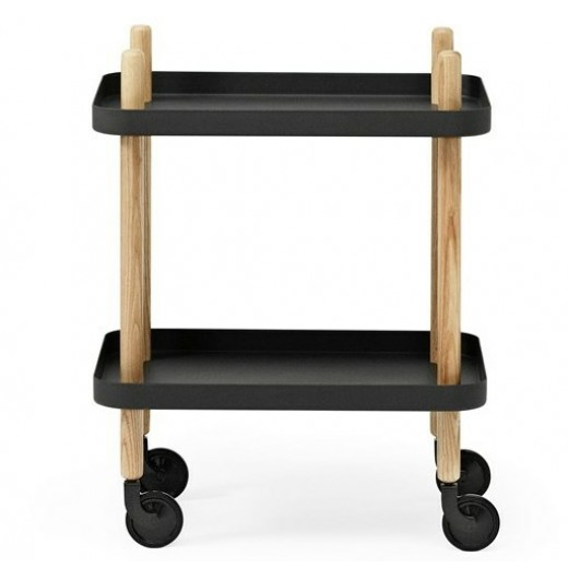 Normann Block Table black-31
