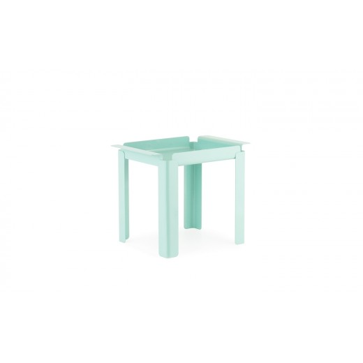 Normann Cph Box Table small turqouise-31