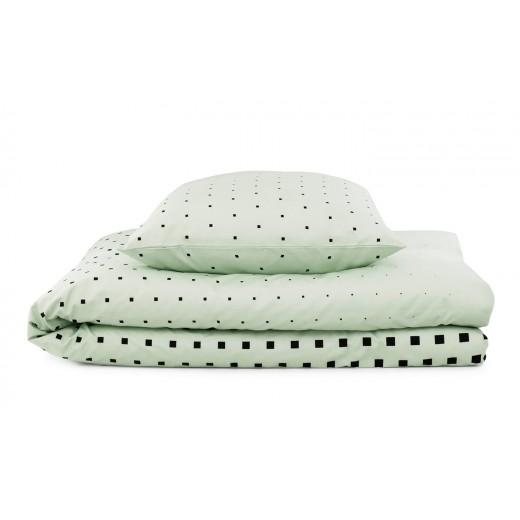 Normann Cph Cube sengetøj mint-31