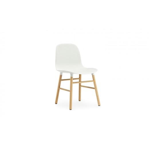 Normann Cph Form Chair Oak White Varierende levering-33
