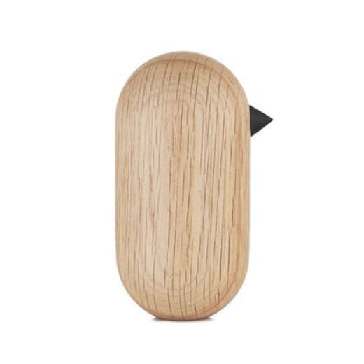 Normann Cph Little Bird 10 cm oak-31