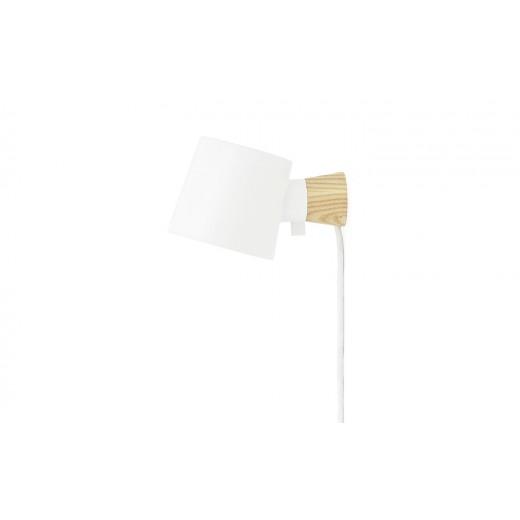 Normann Cph Rise Wall Lamp white-31