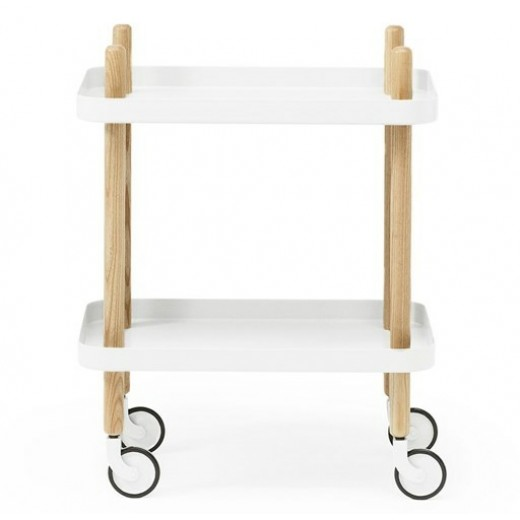 Normann Block Table white-31
