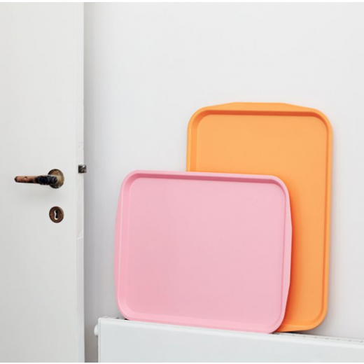 Hay Canteen tray pink-31