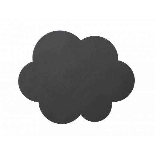 LindDNA Cloud tablemat Nupo (Anthracite)-31