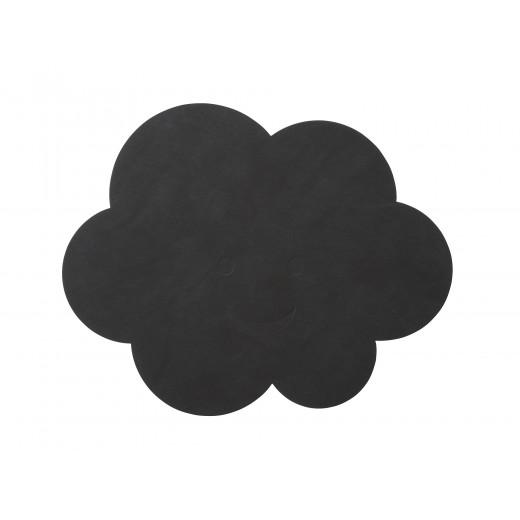 LindDNA Cloud tablemat Nupo (Black)-31