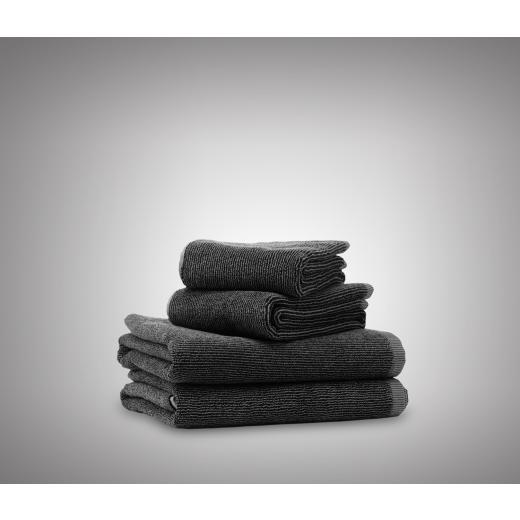 Vipp109 Økologiske Håndklæder sort 4 stk.-31