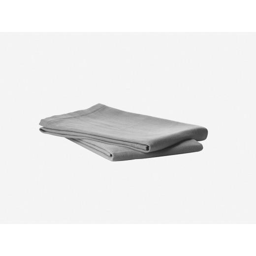 Vipp121 Tea towel x 2 grey-31