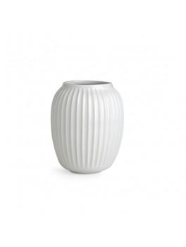 Kähler HH, Vase (mellem) Hvid-20