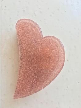 Pico Heart Claw Peach-20
