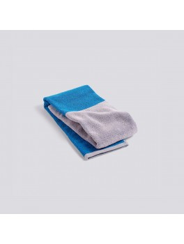 Hay Compose guest towel Sky Blue 50x100-20