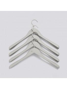 Hay Soft Coat Hanger Brede Grå-20