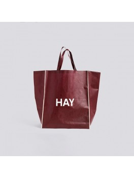 Hay Shopping bag Burgundy Stor-20