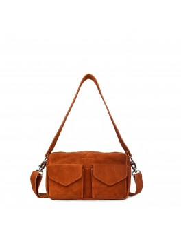 Daniel Silfen Frida Crossbody, Orange Ruskind-20