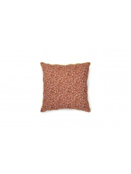 Normann Cph Posh Cushion, Busy Structure, Caramel-20