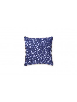 Normann Cph Posh Cushion Serious Structure, Ink Blue-20