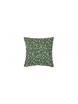 Normann Cph Posh Cushion Serious Structure, Dark green-20
