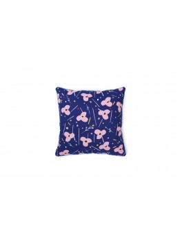 Normann Cph Posh Cushion La Grande Fleur, Ink Blue-20